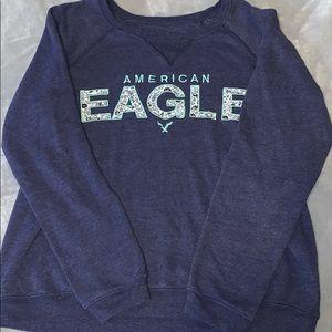 [American Eagle] long sleeve sweatshirt graphic